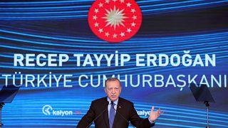 Cumhurbaşkanı Erdoğan Güneş Teknolojileri Farbrikası'nın açılışında konuşma yaptı