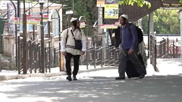 Паломники в Умани