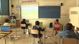 Sztrájkra készülnek a spanyol tanárok