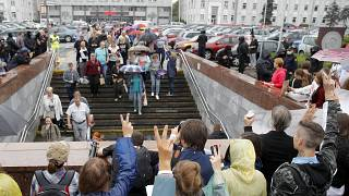 الإتحاد الأوروبي لا يعترف بنتائج الإنتخابات الرئاسية في بيلاروسيا