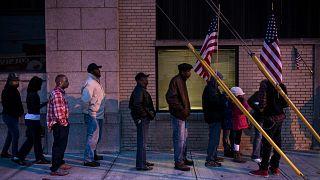 كليفلاند، أوهايو، الولايات المتحدة، 6 نوفمبر 2012