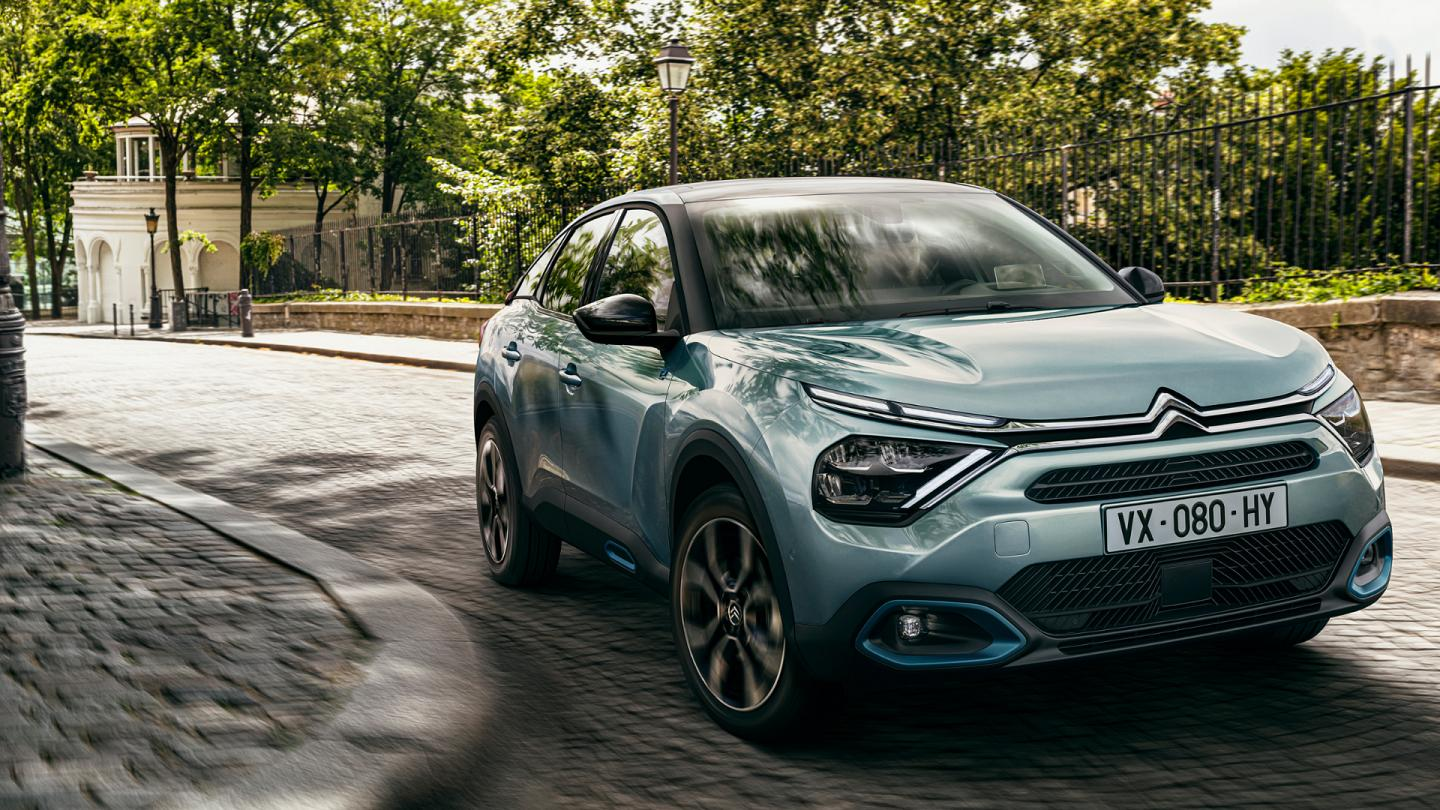 Citroen Sets A Green Example With Launch Of 100 Electric Car Living