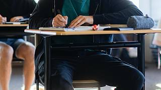 GCSE students were unable to sit their exams this year due to coronavirus.