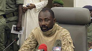 Mali : la junte dévoile ses visages