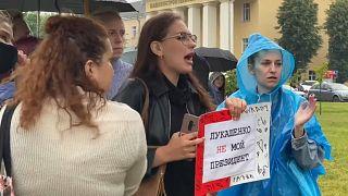 Λευκορωσία: Ο Λουκασένκο αγνοεί Ε.Ε. και αντιπολίτευση