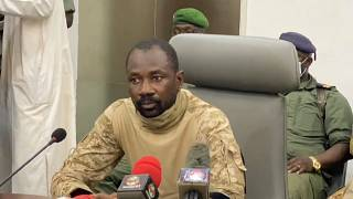Colonel Goita Declared CNSP Junta Head in Mali