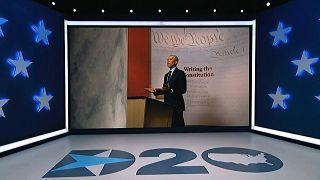 Barack Obama a 2020-as demokrata konvención