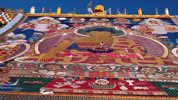 Sonne für Buddha