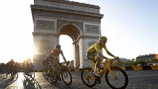 """Тур де Франс"": финиш 2019 года"