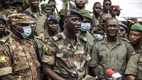 Das Übergangskomitee rief alle Malier auf, die Arbeit wideraufzunehmen und Vandalismus zu stoppen