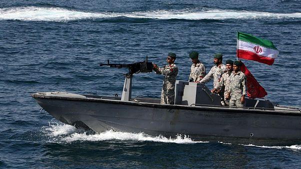 یگانهای دریایی ایران در خلیج فارس