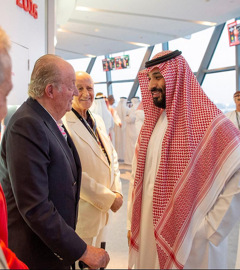 Bandar Algaloud - Familia Real Saudí