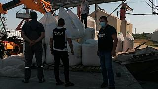 Romanian police found ammonium nitrate stored all over the country in unsafe conditions.