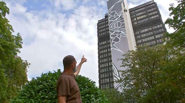 Bruxelas vai ter o maior mural da Europa
