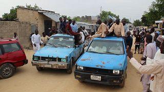 Nijerya'da Boko Haram'ın rehin aldığı köylüler kurtarıldı