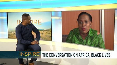 The Conversation on Africa and Black Lives [INSPIRE AFRICA]