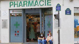 Steigende Zahlen in Frankreich