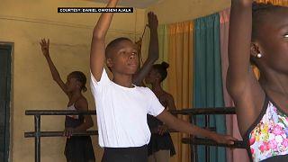 Anthony Madu, le jeune prodige nigérian de 11 ans à l'assaut du ballet