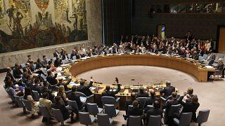 BM Güvenlik Konseyi, Arşiv