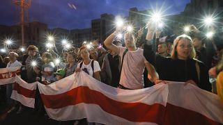 La Fiscalía de Bielorrusia carga contra la cúpula de la oposición