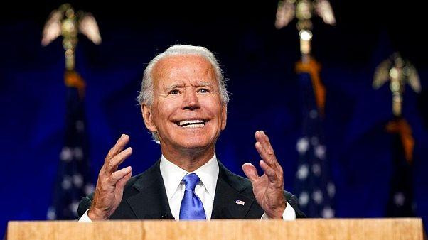 جو بایدن، نامزد حزب دموکرات