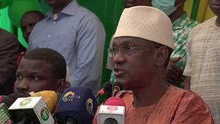 M5-RFP Opposition Support the Malian NCSP Junta