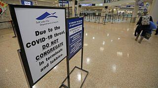 ABD'de hava yolları taşımacılığı