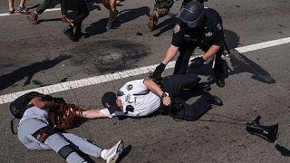 ABD: George Floyd protestolarında 500'den fazla kişi gözaltına alındı