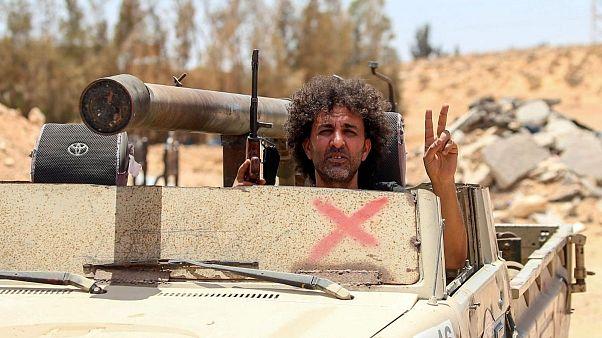 مناقشه لیبی