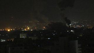 Israelische Luftschläge gegen Hamas-Ziele