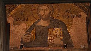 Tensión política y religiosa entre Grecia y Turquía por la iglesia de Chora
