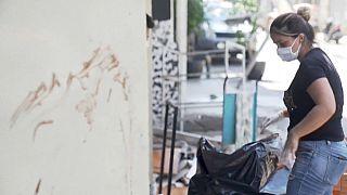 After port disaster, new coronavirus lockdown in Lebanon