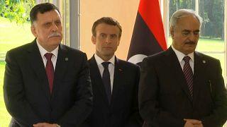 Libya's Rival Authorities Declare Ceasefire