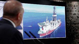 کشف یک میدان بزرگ گازی در دریای سیاه توسط ترکیه