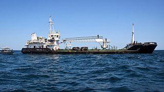 کشتی ربوده شده در سال ۲۰۱۷/ عکس: آرشیو