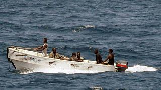 دزدان دریایی سومالی