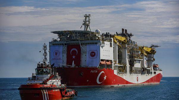 Турция нашла газ в Чёрном море