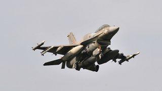 طائرات أف 16 الإماراتية