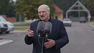 """Беларусь: """"цепь покаяния"""" от Окрестина до Куропат"""