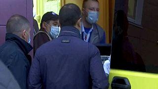 L'opposant russe Alexeï Navalny a été hospitalisé à Berlin