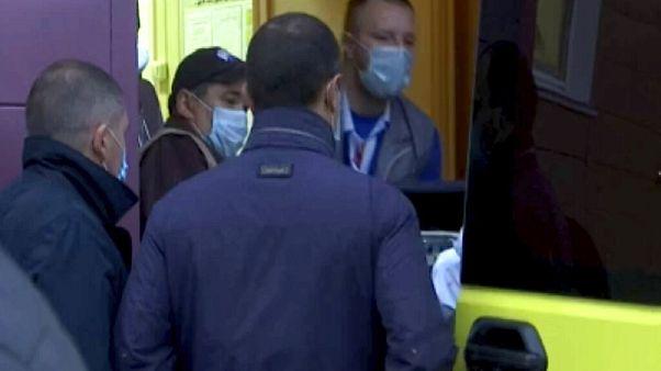 """Alexei Navalny se encuentra """"estable"""" en un hospital de la capital alemana"""