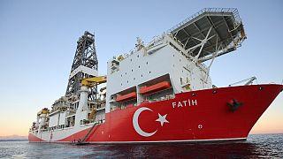 Türk sondaj gemizi