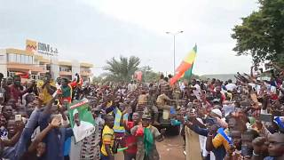 Mali opposition, rally to celebrate Keita's removal