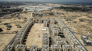 """مدينة حمد"""" في خان يونس جنوب قطاع غزة"""