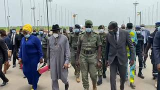 ECOWAS mediators arrive in Mali