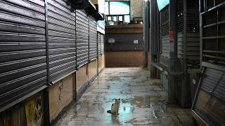 تعطیلی مراکز خرید در بسیاری از کشورهای جهان همزمان با شیوع ویروس کرونا