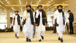 هیات مذاکرهکننده طالبان