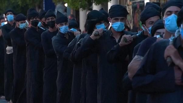 Arcmaszkban kezdődtek az iszlám újévi szertartások Irakban