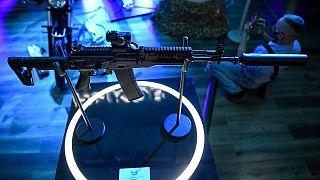 رونمایی از سلاحهای جدید کلاشنیکف