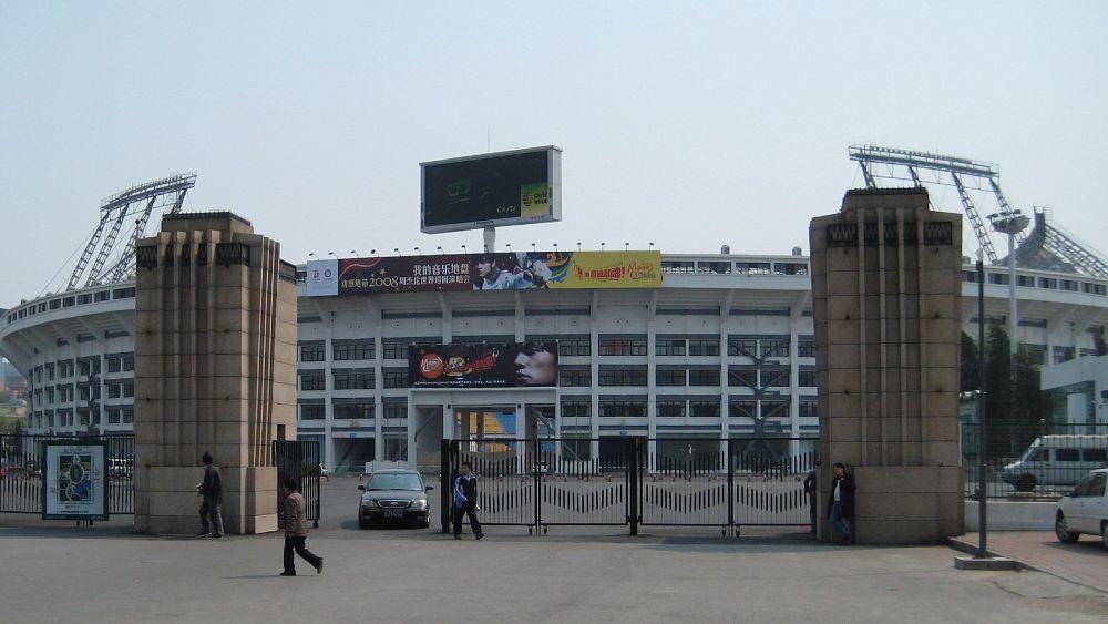 Çin'de seyirciler stadyumlarda yeniden yerini almaya başladı